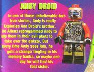 Lego mania magazine sep oct 1997 andy droid