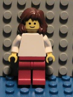 Lego woman 2