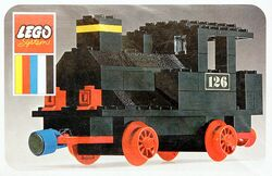 126-Steam Locomotive