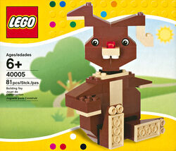 40005 Easter Bunny