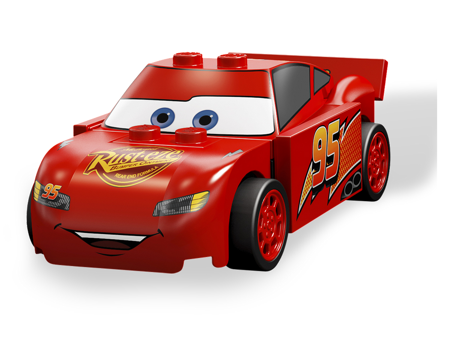 Flash mcqueen wiki lego fandom powered by wikia - Images flash mcqueen ...