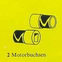 2-Motor Bushings
