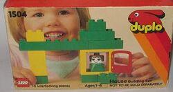 1504-House Building Set