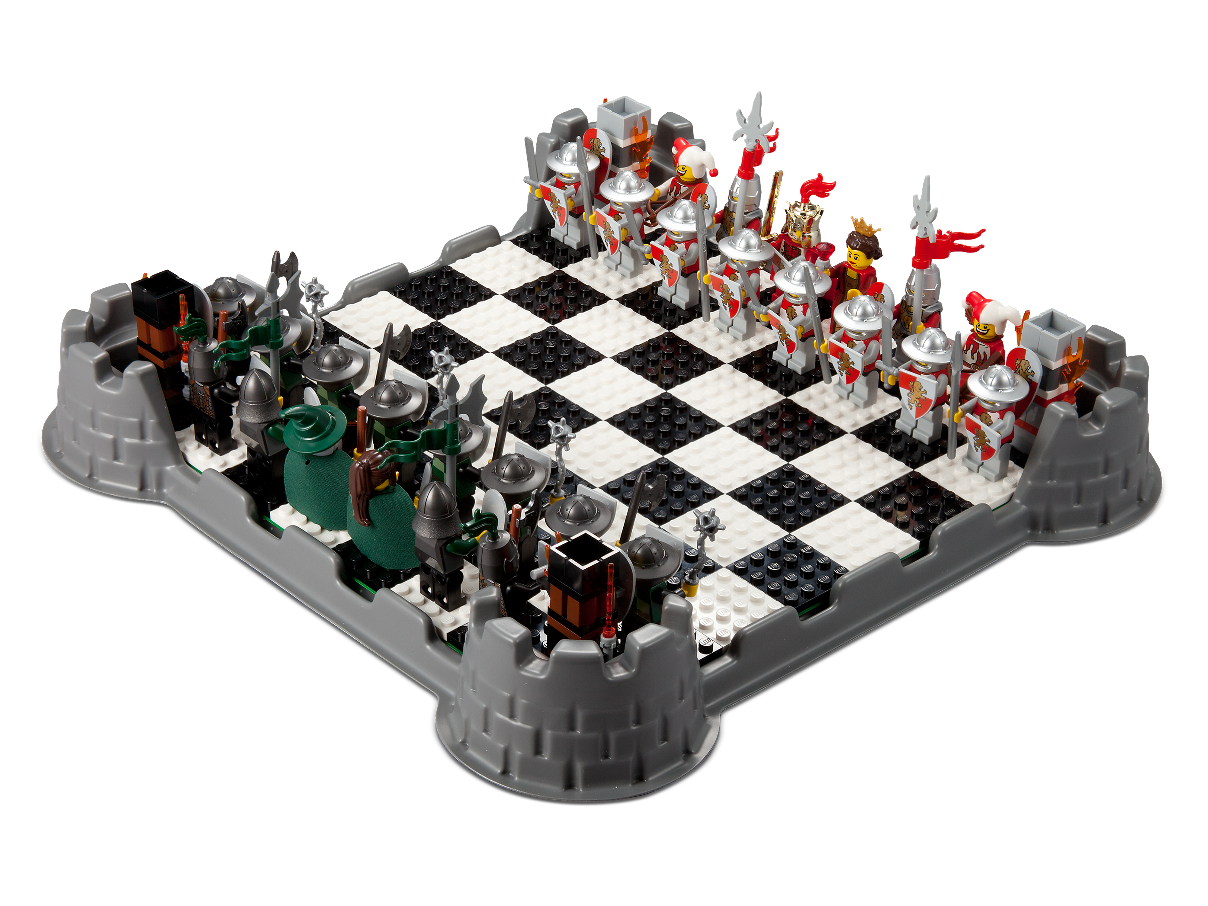 Image result for lego kingdoms chess