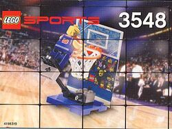 3548 Slam Dunk Trainer
