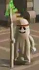 Vitruvius-Ghost