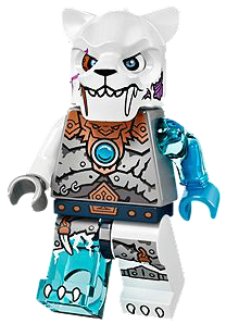 LEGO CHI Sir Fangar Instructions 70212, Legends of Chima