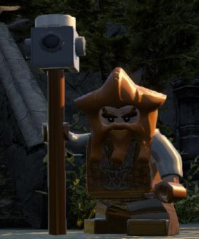 LEGO The Hobbit Review: 79010 The Goblin King Battle | From Bricks ...