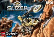 Rock slizer