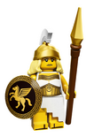 Battle Goddess Series 12 LEGO Minifigures
