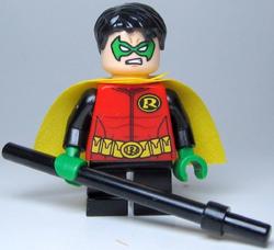 Damian Wayne Angry Faced