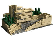 Lego Fallingwater 5