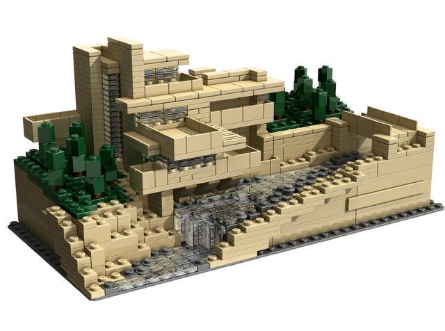 File:Lego Fallingwater 5.jpg
