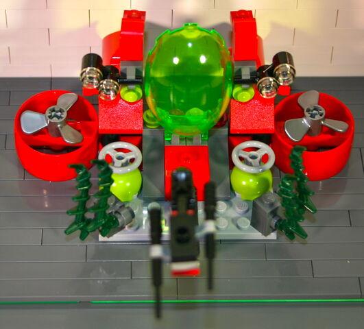 File:Brickmaster Atlantis - Bohrstation draufsicht I.JPG
