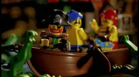 Lego Pirates The Islanders