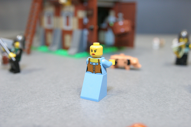 File:LEGO Toy Fair - Kingdoms - 7189 Mill Village Raid - 16.jpg