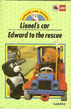 Lego lionel's car