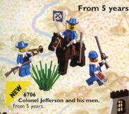 1997 large UK catalog colonel jefferson