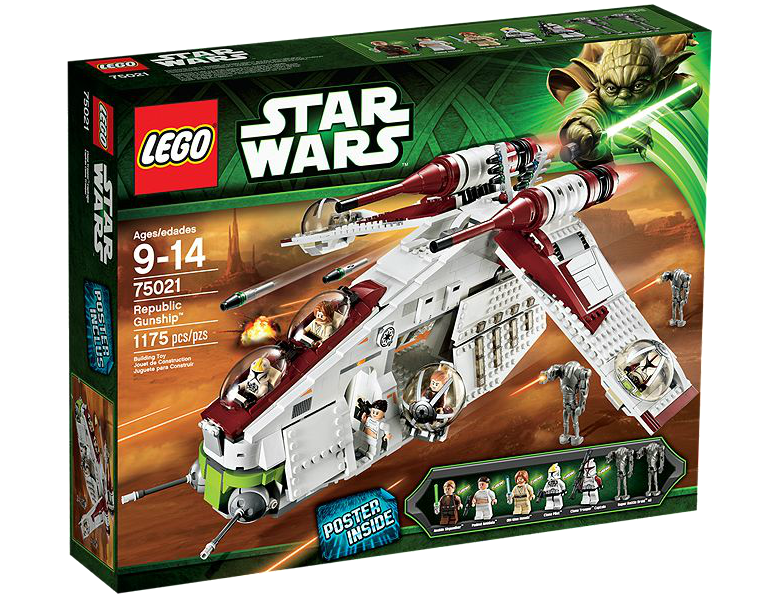 75021 republic gunship brickipedia fandom powered by wikia - Image star wars lego ...