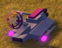 Hawkeye's Skycycle