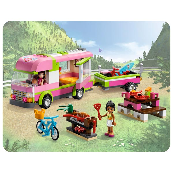 3184 le camping car wiki lego fandom powered by wikia. Black Bedroom Furniture Sets. Home Design Ideas
