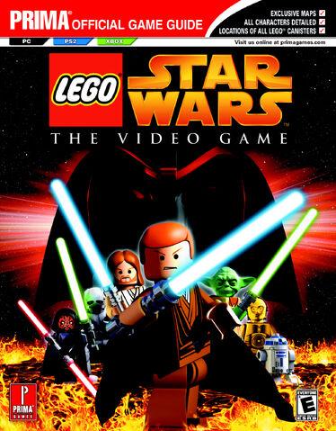 File:LEGO Star Wars The Video Game Prima Guide.jpg