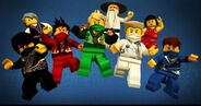 Ninjago 2014 title screen