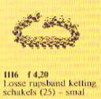 1116-Chain Links, Smal