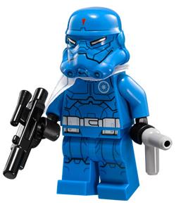 LEGO 75018-1: JEK-14's Stealth Starfighter