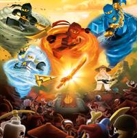 Ninjago poster