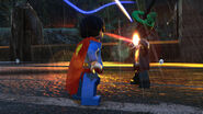 Lego superman killing lex