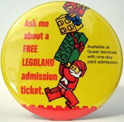 Pin36-Legoland California Holiday 2004