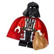 Darth Vader (Santa)