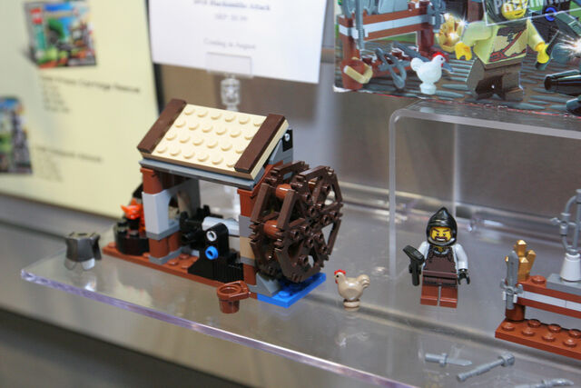 File:LEGO Toy Fair - Kingdoms - 6918 Blacksmith Attack - 08.jpg