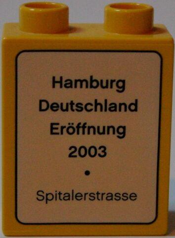 File:Legostein Eröffnung Hamburg Rückseite.jpg