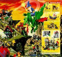 1993 Germany Dragon Masters