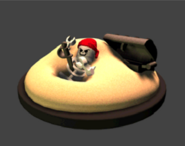Pirate Character 3