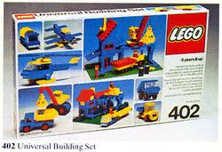402 Universal Building Set