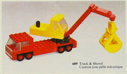 689-Truck & Shovel