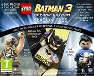 Lego Batman DLC