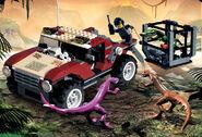 7296 Dino 4WD Trapper