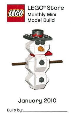 MMMB018 Snowman