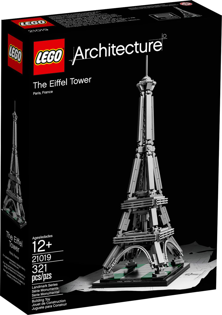 21019 the eiffel tower brickipedia fandom powered by wikia - Architect binnen klein gebied paris ...