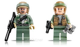 Lego Endor Rebel Troopers