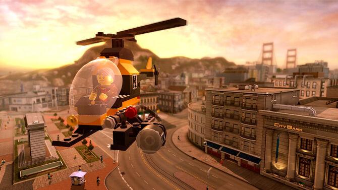 LEGO City: Undercover Wiki   Fandom powered by Wikia