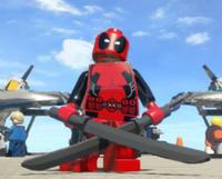 Deadpool Miiverse