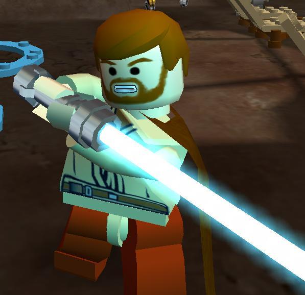 Obi wan kenobi episodio iii wiki videojuegos lego - Lego star wars anakin ghost ...