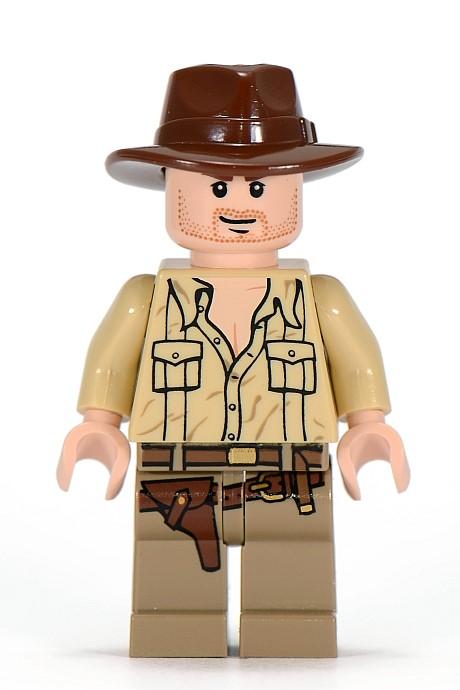 Minifigure Lego Indiana Jones Wiki Fandom Powered By Wikia