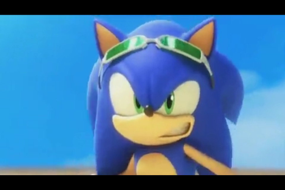Sonic The Hedgehog Face Sonic X by Tails-and-Silver-Fan on DeviantArt