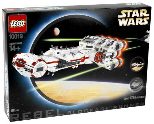 Lego Corvette Star Wars Iv' is a Lego® Star Wars